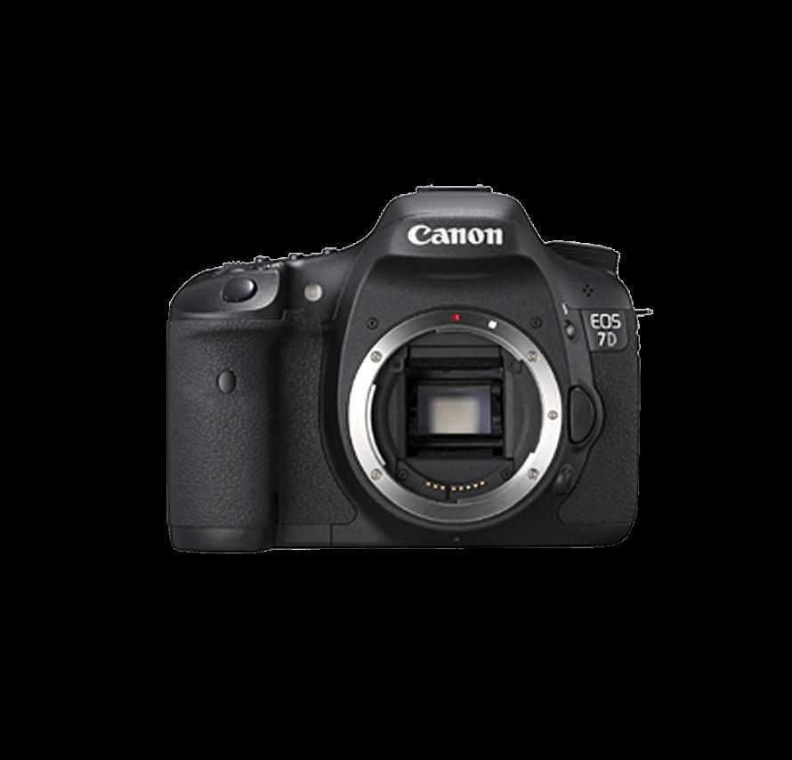 Canon EOS 7D 広角望遠レンズセット 一眼レフカメラレンタル