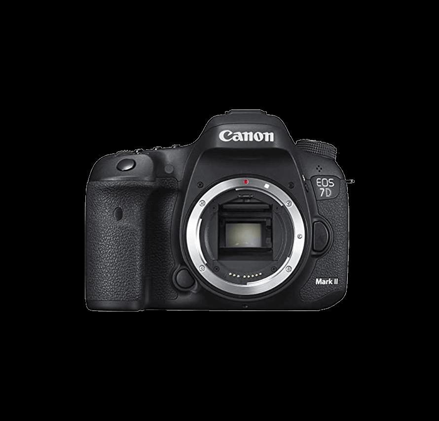 Canon EOS 7D Mark II 一眼レフカメラレンタル