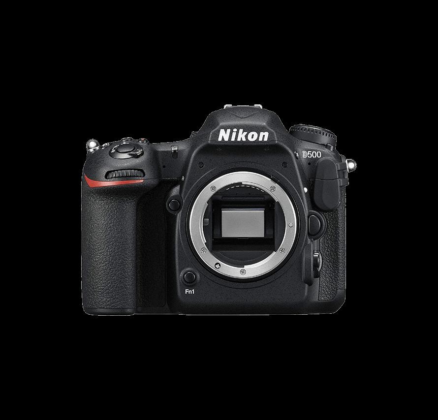 Nikon D500 ボディ|一眼レフカメラレンタル