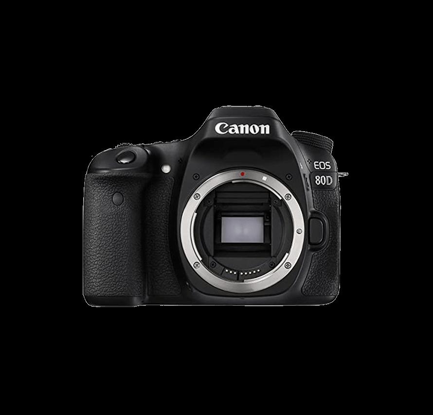 Canon EOS 80D ボディ|一眼レフカメラレンタル