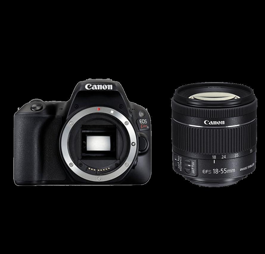 Canon EOS Kiss X9 標準レンズセット 一眼レフカメラレンタル