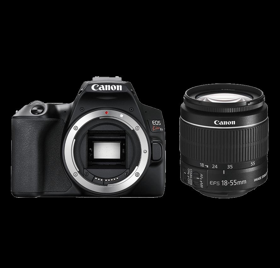 Canon EOS Kiss X10レンズキット 一眼レフカメラレンタル