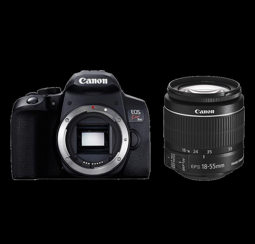 Canon EOS Kiss X10 iレンズキット|一眼レフカメラレンタル