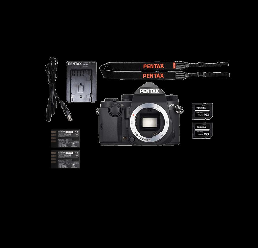 PENTAX KP ボディ /ブラック|一眼レフカメラレンタル