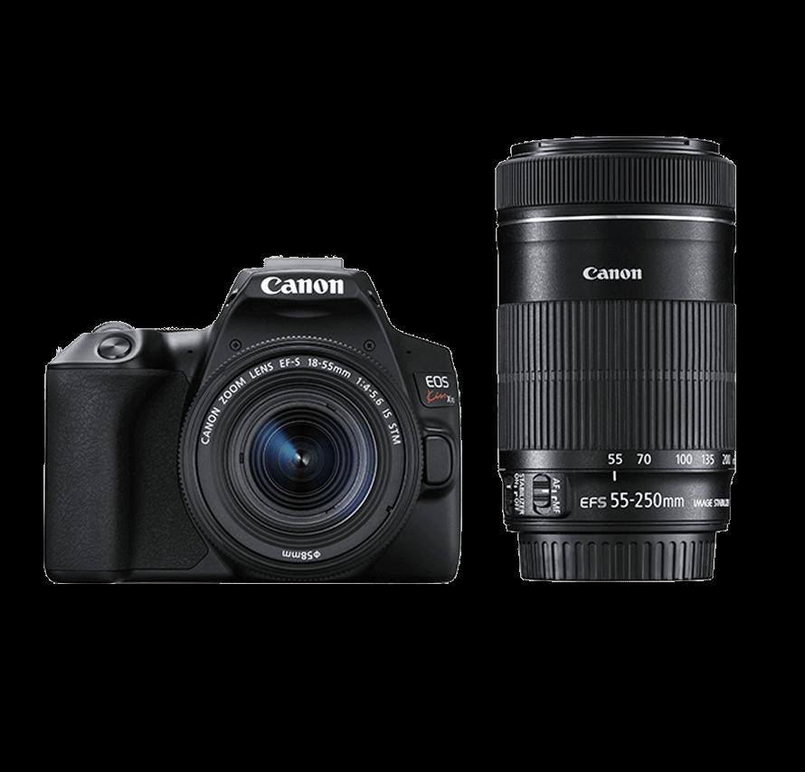 Canon EOS Kiss X10 ダブルズームキット|一眼レフカメラレンタル