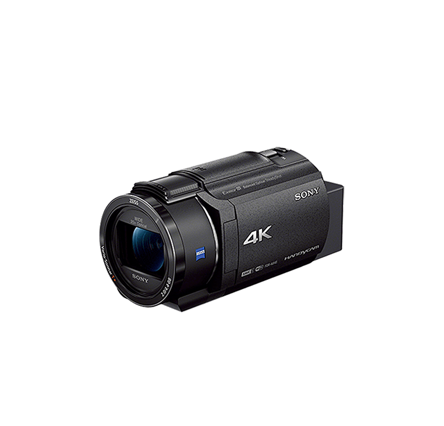 SONY FDR-AX45 三脚セット ブラック ビデオカメラレンタル