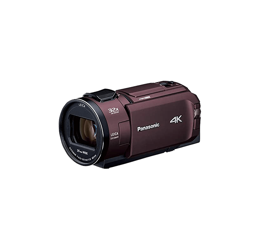 Panasonic デジタル4Kビデオカメラ HC-WX2M-T [4K PREMIUM] | ビデオカメラレンタル