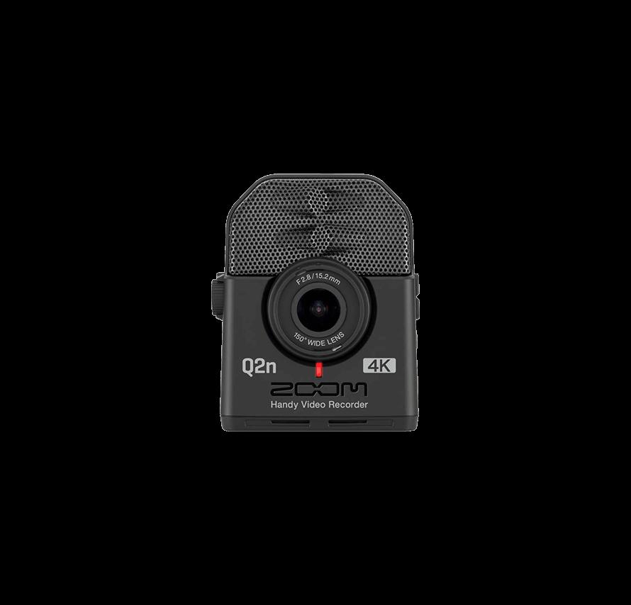 ZOOM Q2N 4K ビデオカメラ レンタル